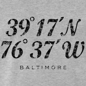 BALTIMORE COORDINATES SHIRTS