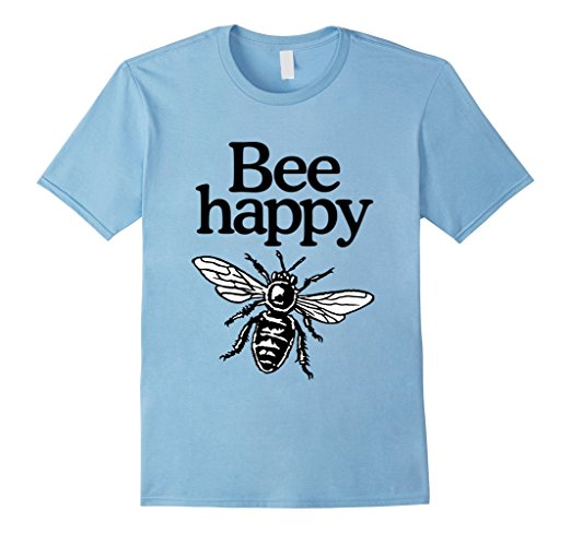 BEE HAPPY T-SHIRTS