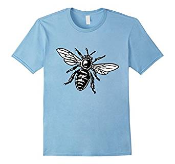 Honey Bee Beekeeper T-Shirts
