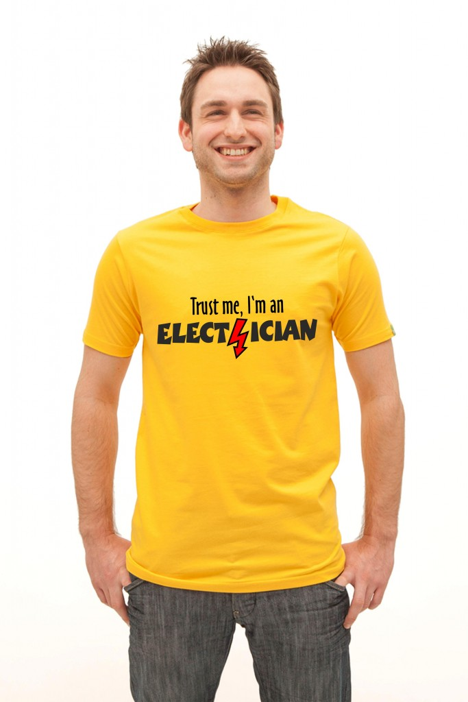 Electrician T-Shirts