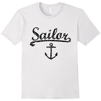 Sailor Anchor T-Shirts