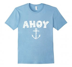 Ahoy Anchor T-Shirts