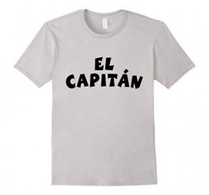 El Capitan T-Shirts Black