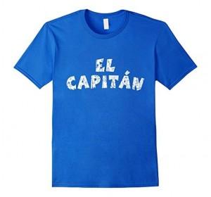 El Capitan T-Shirts Vintage White 2