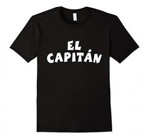 El Capitan T-Shirts White