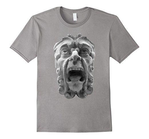 Grotesque Face T-Shirt