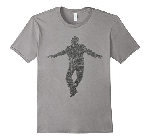 The balancing act No1 distressed t-shirt