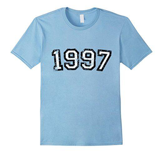 Vintage 1997 Birthday t-shirts