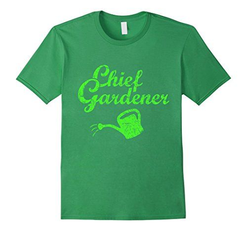Chief Gardener T-Shirts