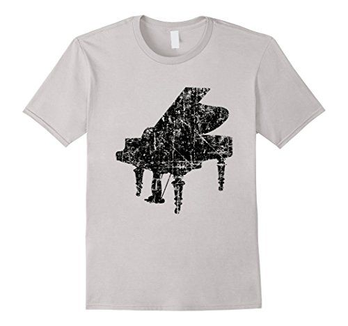 Grand Piano T-Shirts for Musicians