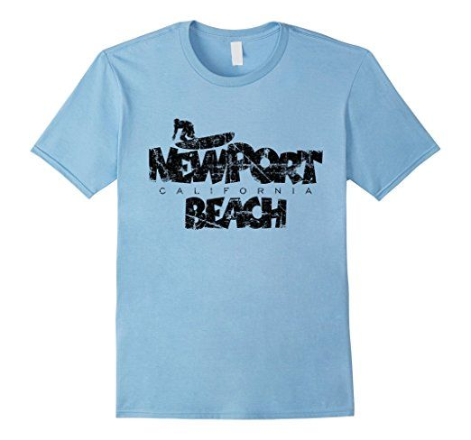 Newport Beach Surf T-Shirts