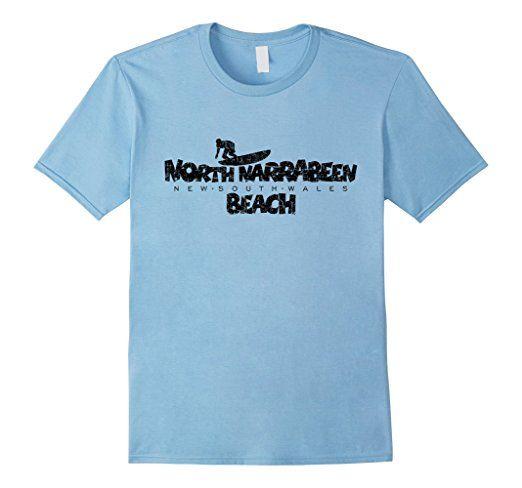 North Narrabeen Beach Surf T-Shirts