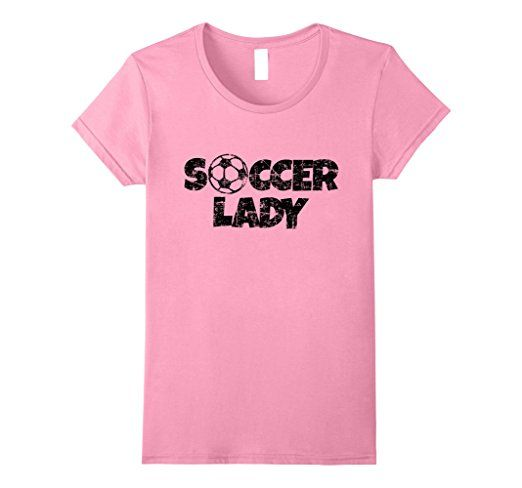 SOCCER LADY t-shirts