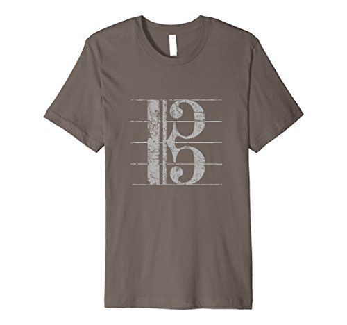 Alto Clef T-Shirts Distressed Gray