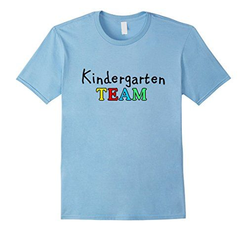 Kindergarten Team T-Shirt