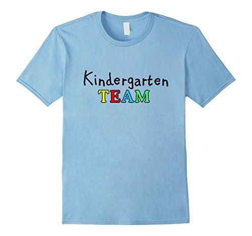Kindergarten Team T-Shirt
