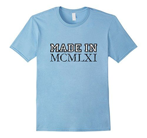 Made in 1961 Birthday T-Shirts