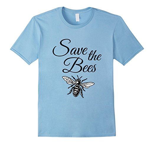 Save the bees beekeper t-shirts