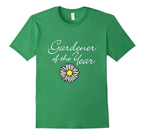 Gardener of the Year T-Shirts and Gifts