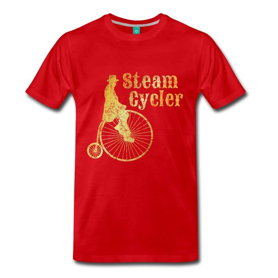 Steam Cyclers on Spreadshirt
