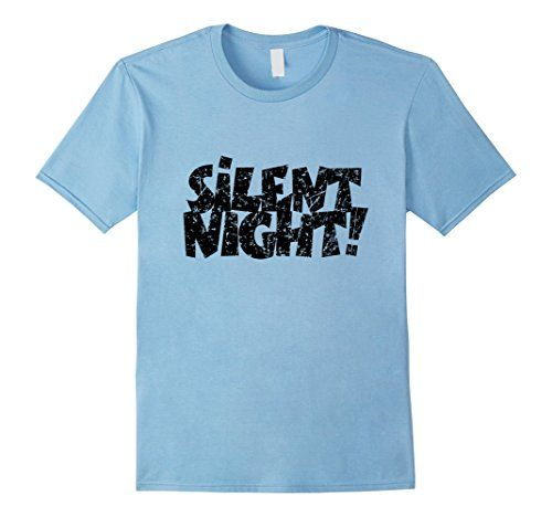 Silent Night Christmas Party T-Shirts