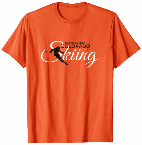 Beaver Creek, Colorado Ski T-Shirts