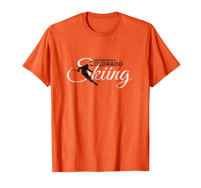 Breckenridge Colorado Skiing T-Shirts