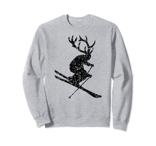 Ski Stag Skiing Shirts for Skiers